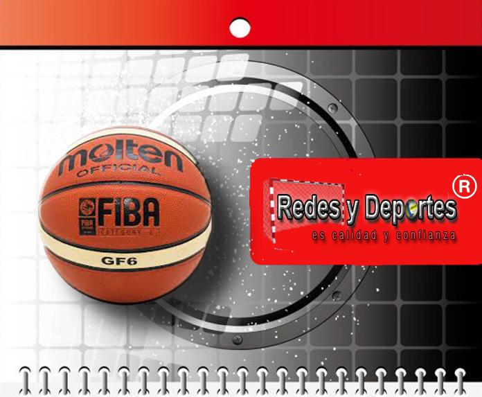 pelota basket molten gf6
