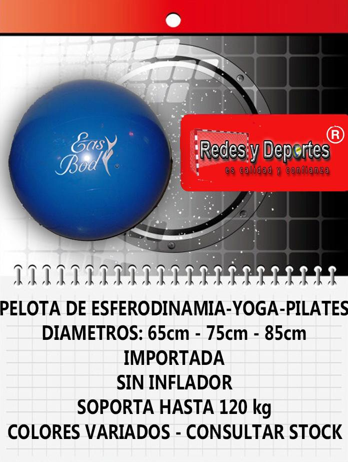 pelota esferodinamia 65 centimetros cm